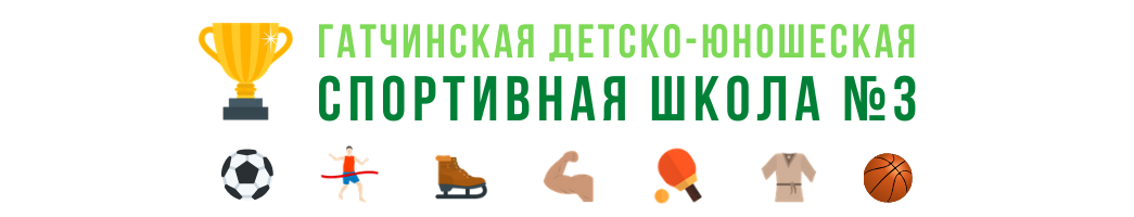 Гатчинская детско-юношеская спортивная школа №3